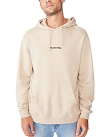 Men's Fleece Pullover Sweatshirt