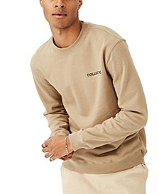 Men's Crew Fleece T-shirt
