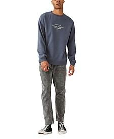 Men's Crew Fleece Sweatshirt