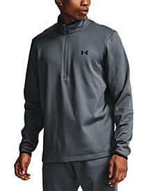 Men's Armour Fleece Quarter-Zip Sweatshirt