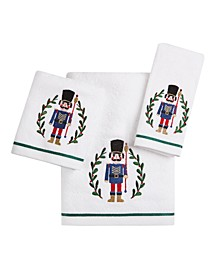 Nutcracker Bath Towel Collection, Created for Macy's
