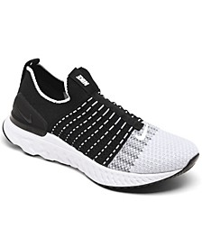 Women's React Phantom Run Flyknit 2 Running Sneakers from Finish Line