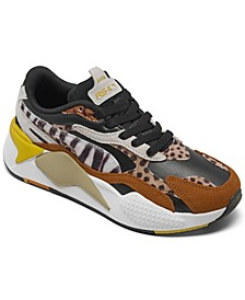 Women's RS-X Wildcats Casual Sneakers from Finish Line