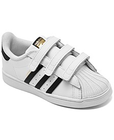 Superstar Toddler Stay-Put Casual Sneakers from Finish Line