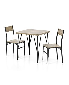 Harissah 3-Piece Dining Set