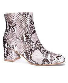 Women's Daria Block Heel Booties