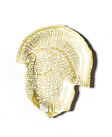 Feathered Turkey Platter