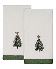 Trees Fingertip Towles, 2 Piece