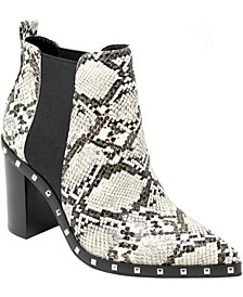 Women's Duke Studded Chelsea Booties
