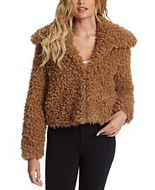 Sasha Faux-Fur Jacket