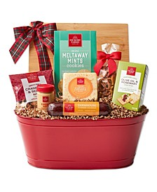 Holiday Favorites Gift Basket
