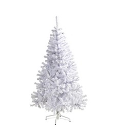Artificial Christmas Tree with 680 Bendable Branches