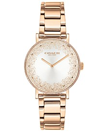 Women's Perry Rose Gold-Tone Bracelet Watch 28mm