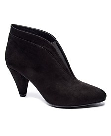 Women's Nevine Pointed Toe Booties
