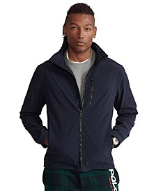 Men's Water-Repellent Softshell Jacket