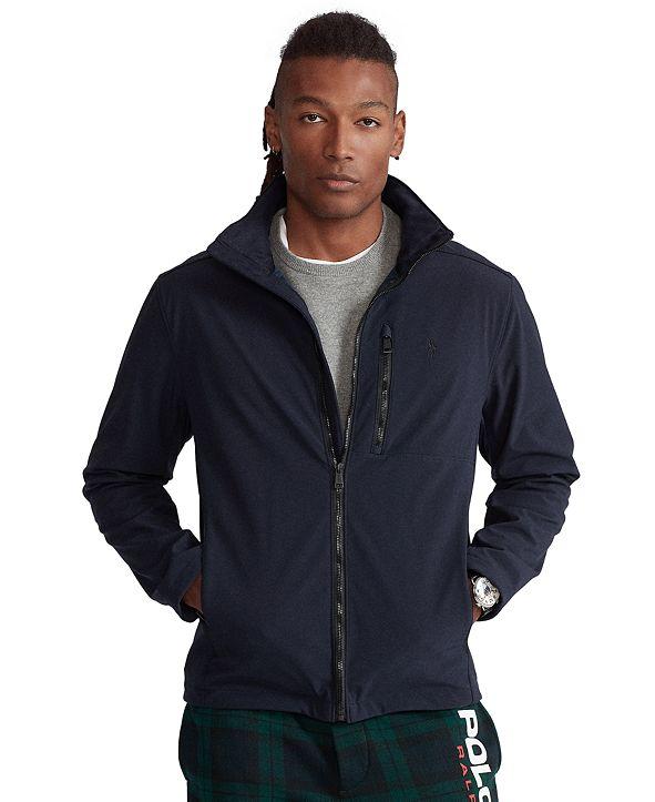 Polo Ralph Lauren Men's Water-Repellent Softshell Jacket