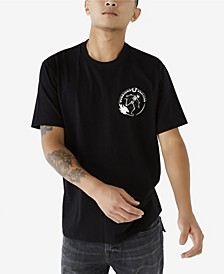 Men's Skeleton Drift Short Sleeve Crewneck Tee