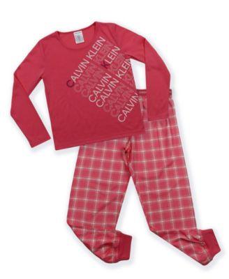 Big Girls 2-Piece Pajama Set