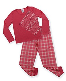 Big Girls 2-Piece Pajama Set