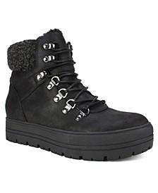 Zenna Women's Platform Hiker Boot