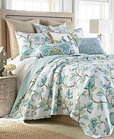 Cressida Quilt Set, Full/Queen
