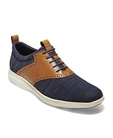 Men's Grand Tour Knit Oxford