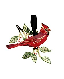Cardinal in Nature Ornament