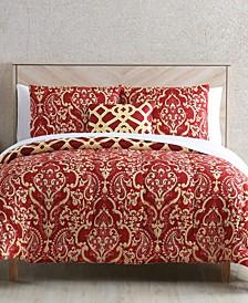 Berrian 12-Pc Comforter Set