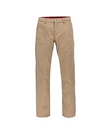 Big Boys Taper Fit Chino Pants