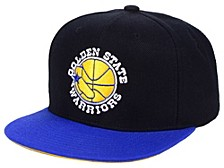 Golden State Warriors 2 Tone Classic Snapback Cap