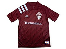 Youth Colorado Rapids Primary Replica Jersey