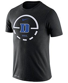 Duke Blue Devils Men's Dri-Fit Basketball Key T-Shirt