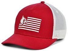 Louisville Cardinals Here Trucker Cap