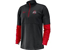 Ohio State Buckeyes Men's Therma Half Zip Pullover