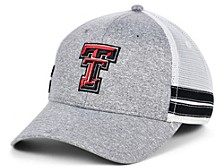 Texas Tech Red Raiders Space Dye Trucker Cap