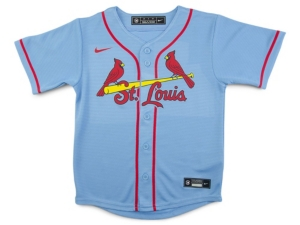Nike St. Louis Cardinals Mlb Infant Official Blank Jersey