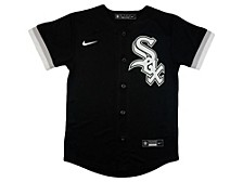 Youth Chicago White Sox Official Blank Jersey