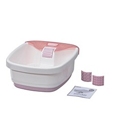 Bubble Bliss® Deluxe Foot Spa