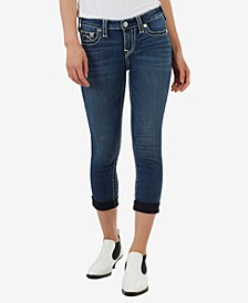 Women's Halle Big T Crop Jeans