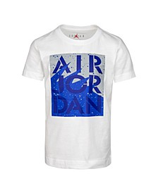 Little Boys AJ5 Logo T-Shirt