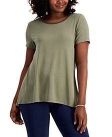 High-Low Top, Created for Macy's