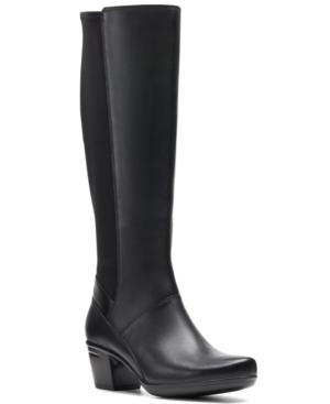 Clarks Women s Emslie Emma Dress Boots Women s Shoes E5180