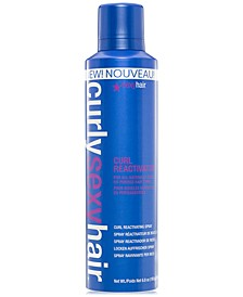 Curly Sexy Hair Curl Reactivator, 6.8-oz., from PUREBEAUTY Salon & Spa