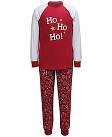 Matching Men's Big & Tall Ornament-Print Family Pajama Set, Created for Macy's