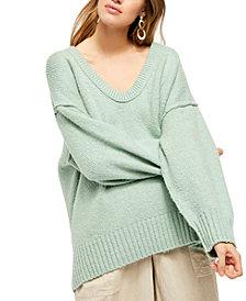 Free People Brookside Tunic Sweater
