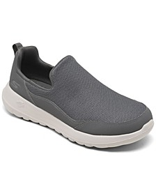 Men's GOwalk Max - Privy Slip-On Casual Sneakers from Finish Line