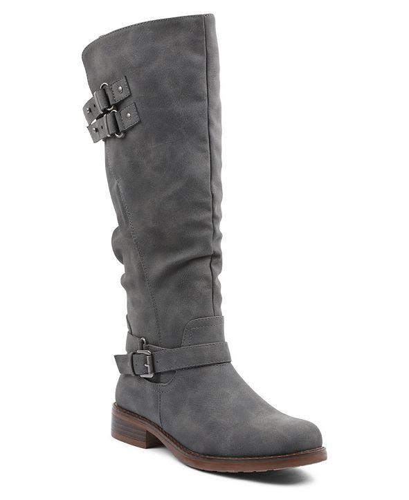 XOXO Moe C Women's Riding Boot