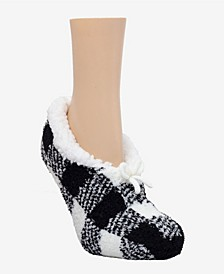 Women's Lounge Ballerina Slipper Socks