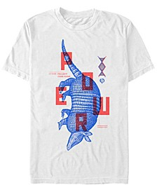 Project Power Men's Armadillo Cover Short Sleeve T-shirt