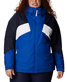Plus Size Alpine Diva Insulated Jacket